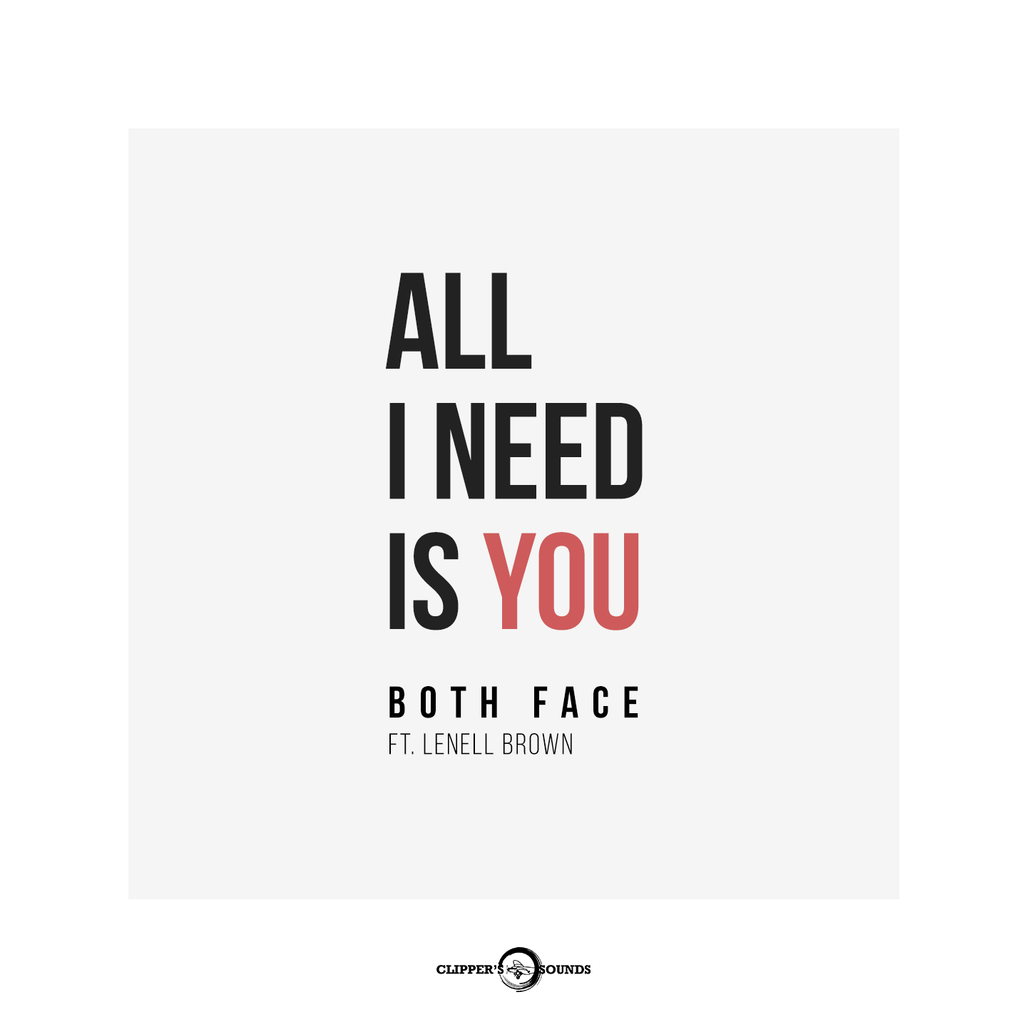 All I Need Is Yousin